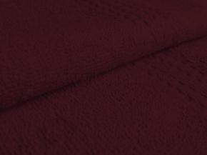 Полотенце махровое Amore Mio GX Classic 30*70 цв. бордо