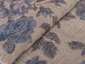 16С457-ШР+С 2/59 Ткань декоративная, ширина 163см, лен-84% хлопок-16%