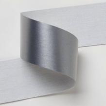 XM-6011 FR/50мм Лента СВ огнестойкая (коэф.св.380кд/лк.м2, основа ХЛ-100%) серебро (рул.100м)