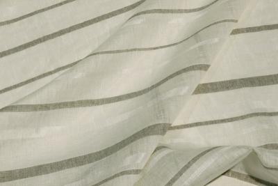 13С432-ШР 1/1 Ткань декоративная, шир.160, лен-88 Вис-12
