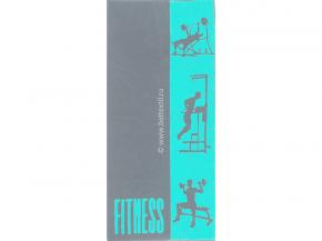 6с102.411ж1 Fitness 1 Полотенце махровое 67х150см