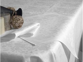18С36-ШР 48*48 салфетка цв. белый Катюша