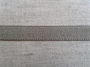 ТОХ-016 Тесьма окантовочная 16мм, льняной (Хл-78%, ПЭ-22%)