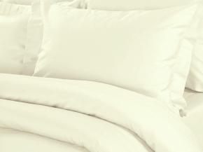 2501-БЧ (41143)Сатин х/б для постельного белья гладкокрашеный цв.110103 шампань, 295см