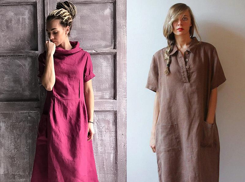 Купить ткань лен для платья ткани на плед купить